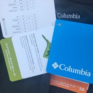 Columbia Pants - NWT Columbia Anytime Casual Capri- Sz XS